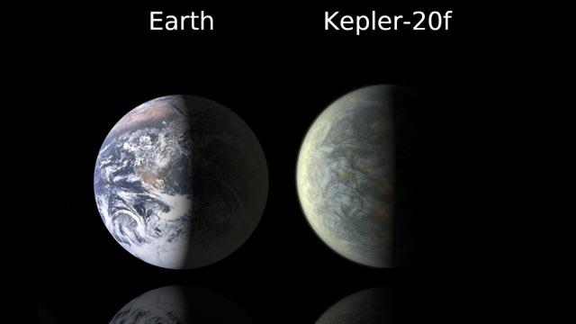 First Earth-Size Planets Found in Space