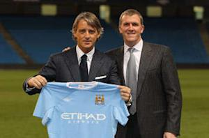 I would not have splashed the cash either - former Manchester City chief executive Cook