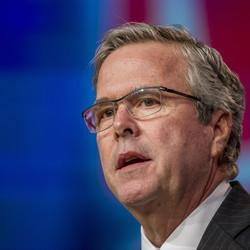 WaPo: Jeb The Front Runner