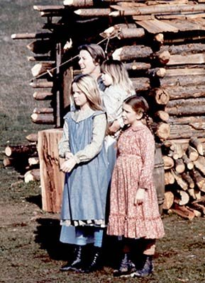Karen Grassle, Lindsay Greenbush/Sidney Greenbush, Melissa Gilbert, Melissa Sue Anderson 'Little House on the Prairie' on TV Land