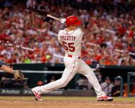Stephen Piscotty to take batting practice
