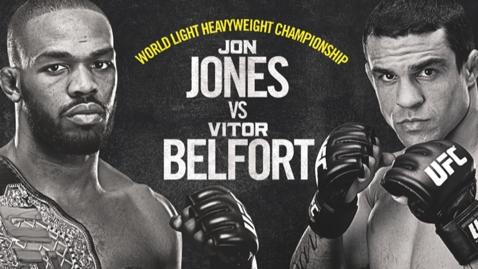UFC 152: Jones vs. Belfort Gate and Attendance