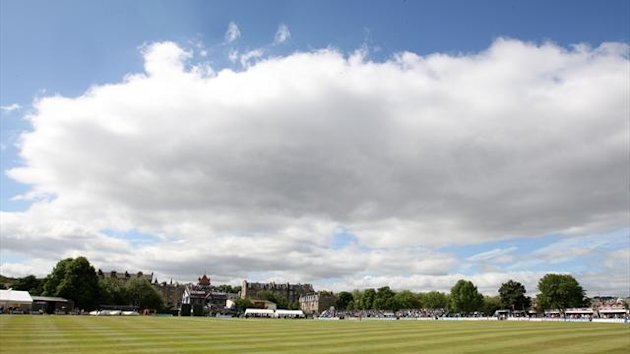The Citylets Grange will host two one-day internationals between Scotland and Pakistan