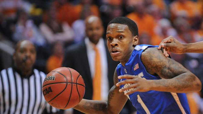 NCAA Basketball: Memphis at Tennessee