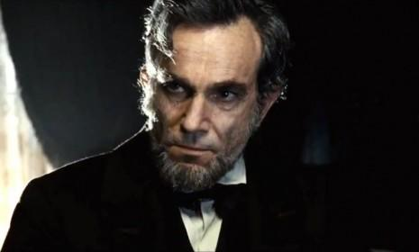 As Abraham Lincoln, Daniel Day-Lewis delivers a more emphatic performance than either Romney or Obama did during their first debate.