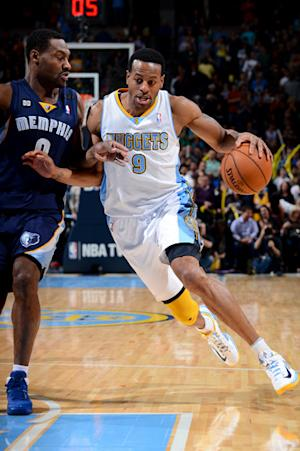 Miller leads Nuggets past Grizzlies