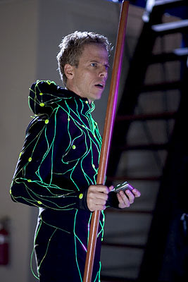 "Greg Germann as Warren King Sci-Fi's ""Eureka"""