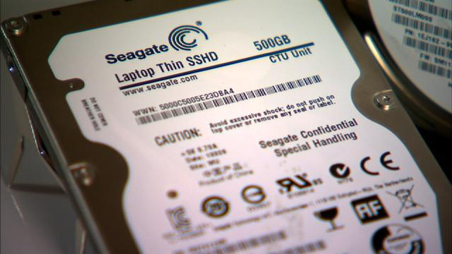 Seagate Laptop Thin SSHD is more than just thin
