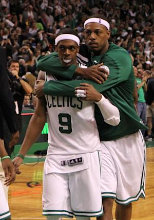 Celtics beat Heat in OT, tie East finals at 2-2