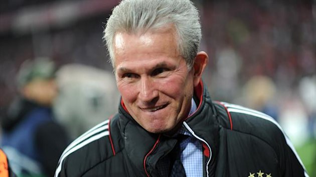 2012 Champions League Bayern Heynckes
