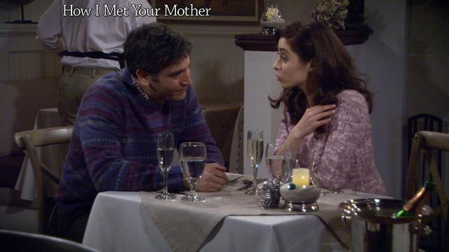 How I Met Your Mother - Old Married Couple