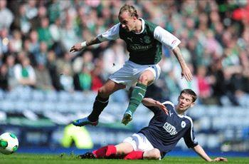 Griffiths named SPL Player of the Year