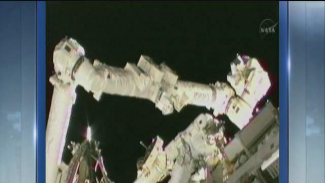 NASA loses connection with ISS