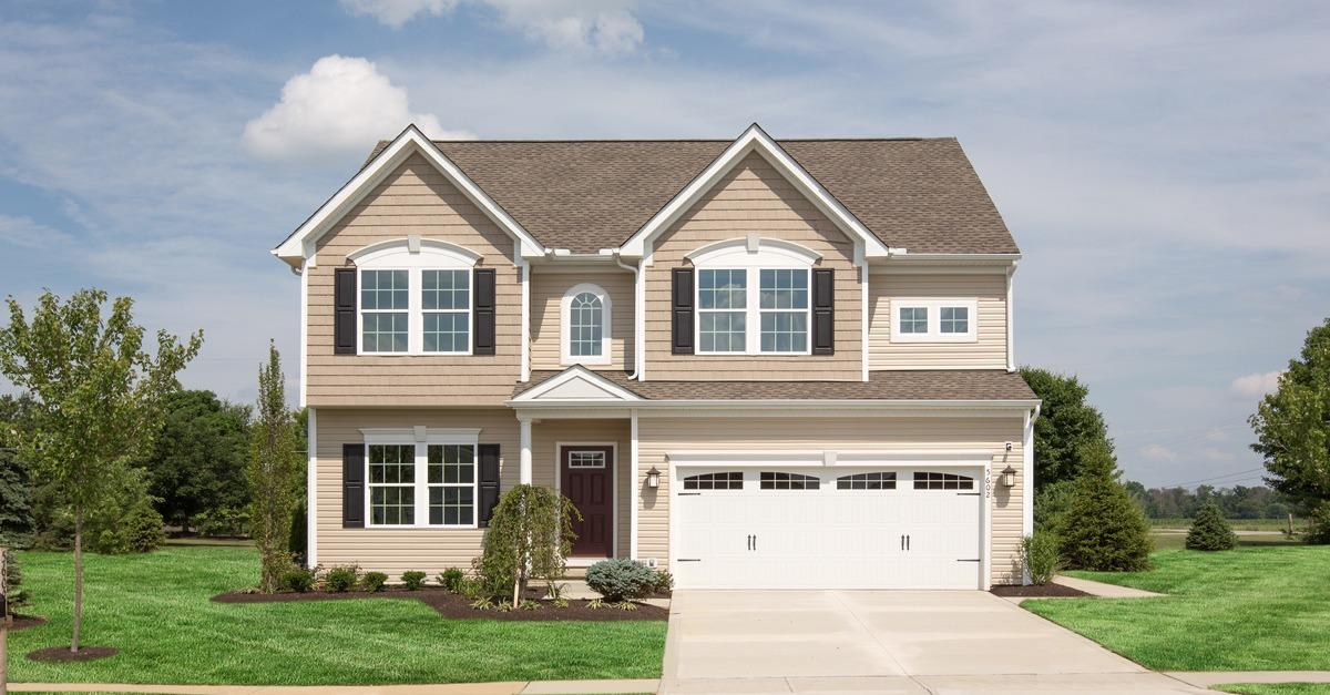 New homes close to Winchester from the upper $200s