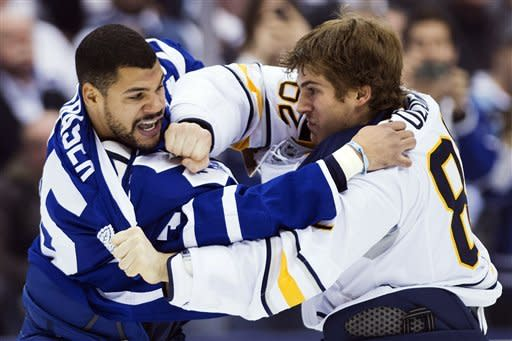 Miller stops 34 shots to lead Sabres past Leafs