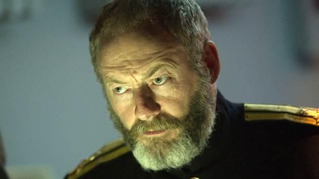 Liam Cunningham as Captain Zhukov in 'Doctor Who,' Season 7, Episode 8 -- BBC America
