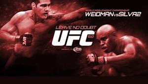 Two UFC 168 Drug Tests Come Back Inconclusive, B Samples Being Tested