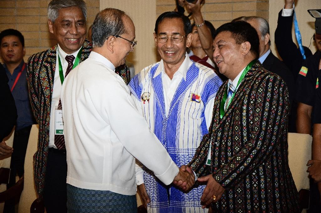 Myanmar to sign peace deal with 8 rebel groups on October 15