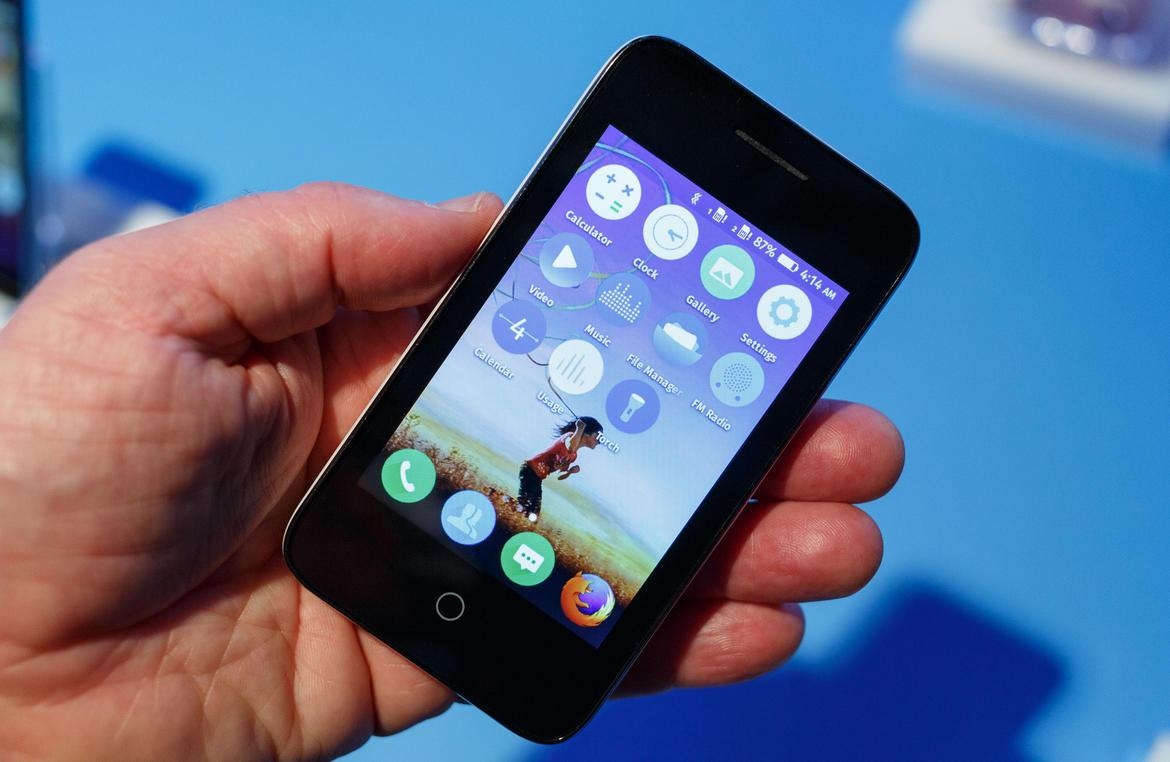 As ​Firefox OS for $40 hits Africa, Mozilla steps up focus on developed markets