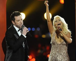 The Voice's Chris Mann on Leaving Glee Behind, Covering Josh Groban and Defending Xtina