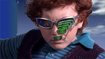 Daryl Sabara in Dimension's Spy Kids 2: The Island of Lost Dreams