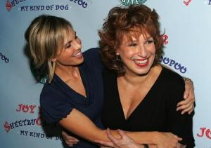 View Boss Barbara Walters Denies Hasselbeck 'False' Departure Buzz, Insists 'We Love Elisabeth'