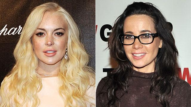 Buzzmakers: Lindsay Comes Clean & Janeane Marries?