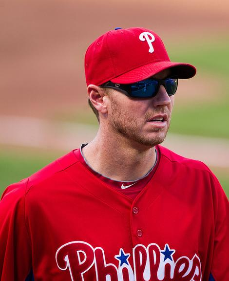 Philadelphia Phillies' Roy Halladay Puts His Future in Dr. Lewis Yocum's Hands