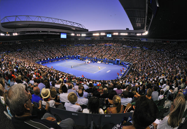 Australian Open Tennis