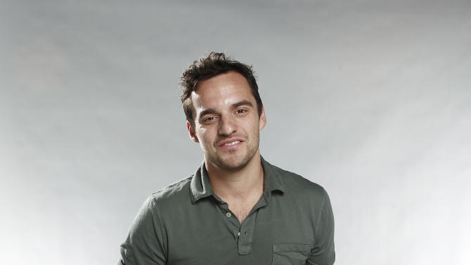 """FILE - This Jan. 22, 2012 file photo shows actor Jake Johnson posing for a portrait in Park City, Utah. Johnson who stars in the Fox comedy """"New Girl,"""" also stars in the independent film called """"Safety Not Guaranteed,"""" in theaters on Friday, June 8. (AP Photo/Carlo Allegri, file)"""