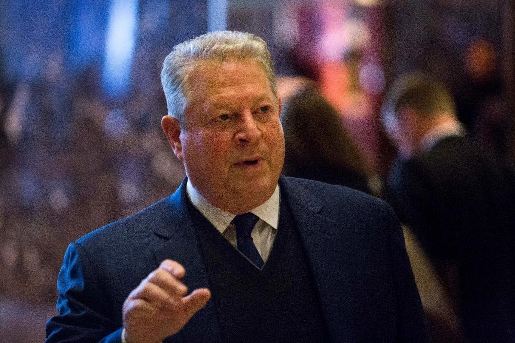 Gore meeting latest sign Trump softening on climate?