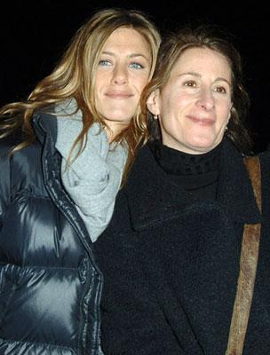 Jennifer Aniston and director Nicole Holofcener Friends With Money Premiere - 1/19/2006 2006 Sundance Film Festival