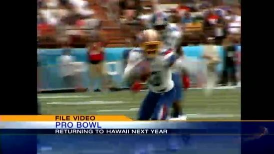 It's offical ... the Pro Bowl is returning