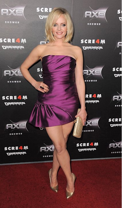 Scream 4 LA Premiere 2011 marley Shelton