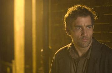 Clive Owen in Universal Pictures' Children of Men