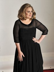 British singer Adele