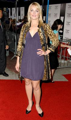 Elisabeth Rohm at the Los Angeles premiere of Columbia's Stranger Than Fiction