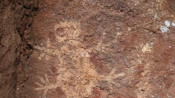 Pig-Like Beast Leads the Way to Ancient Cave Drawings