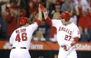 Trout caps Angels' comeback with go-ahead homer