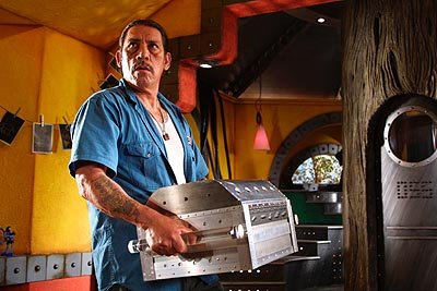 Danny Trejo in Dimension's Spy Kids 2: The Island of Lost Dreams
