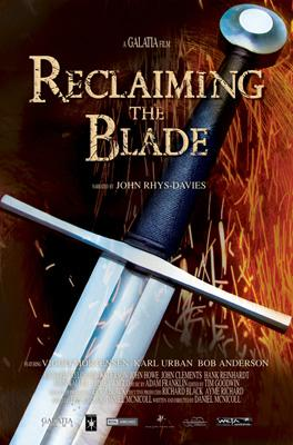 Galatia Films' Reclaiming the Blade