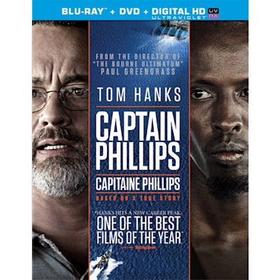 Captain Phillips - Tom Hanks