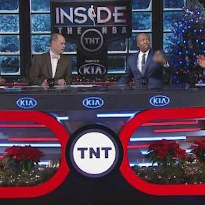 Inside the NBA: The West Debate