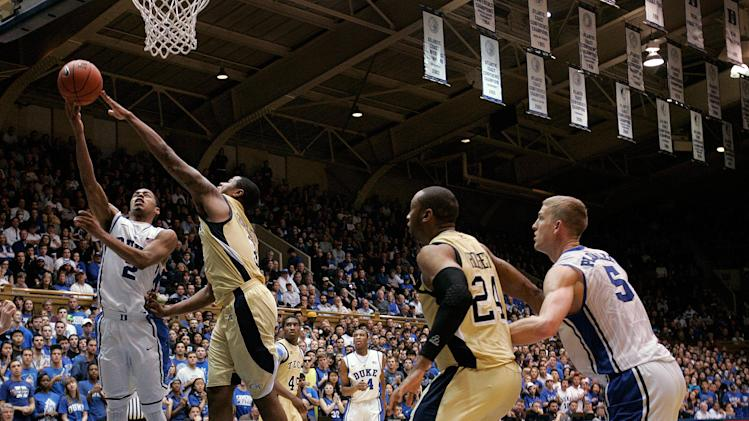 NCAA Basketball: Georgia Tech at Duke