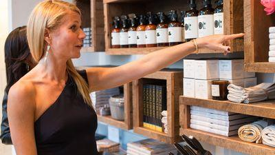 Yahoo Food Rejected Gwyneth Paltrow Because They Have Standards