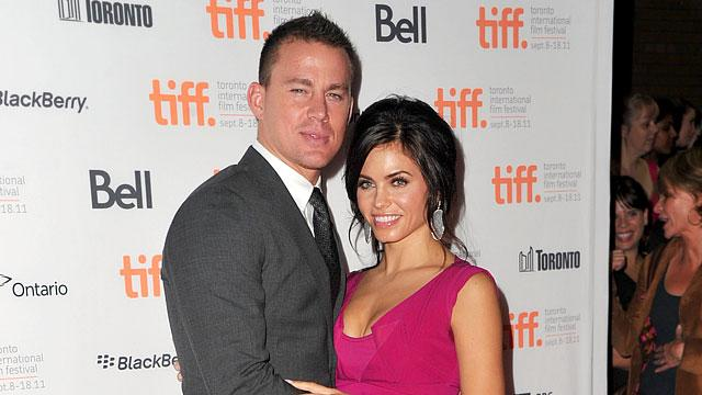 Channing and Jenna Expecting First Child!
