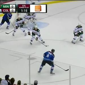 Minnesota Wild at Colorado Avalanche - 02/28/2015