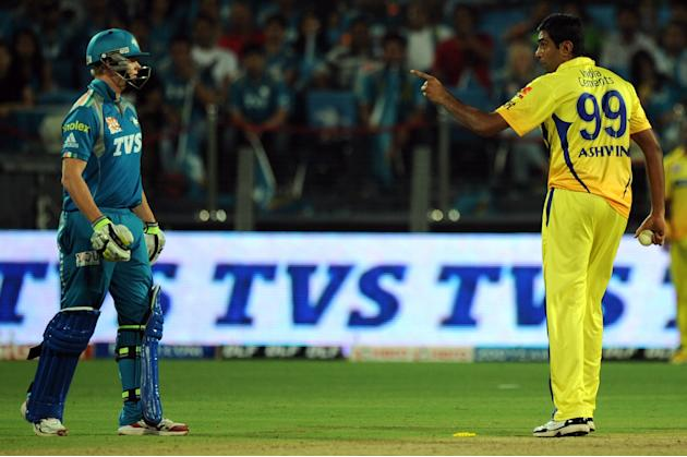 Pune Warriors India vs Chennai Super Kings
