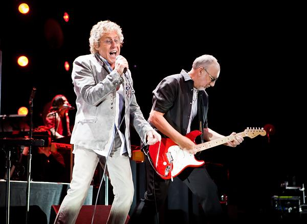 The Who Stage 'Quadrophenia' at Triumphant Brooklyn Concert