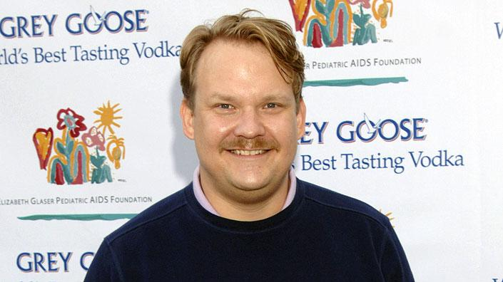 Andy Richter at the Annual Elizabeth Glaser Pediatric AIDS Foundation Golf Classic.